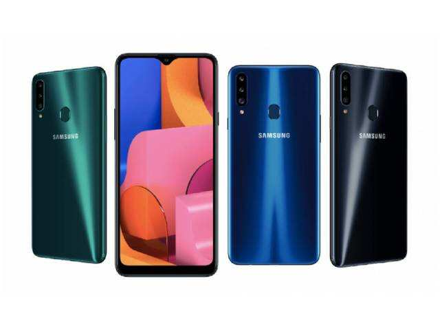 Samsung Galaxy A20s gets a price cut in India