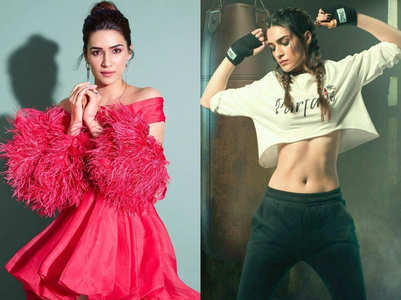 Kriti Sanon to put on 15 kilos for her next film
