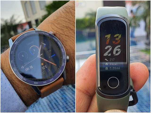 Honor launches MagicWatch2 at a starting price of Rs 12,999, unveils Band5i at Rs 1,999