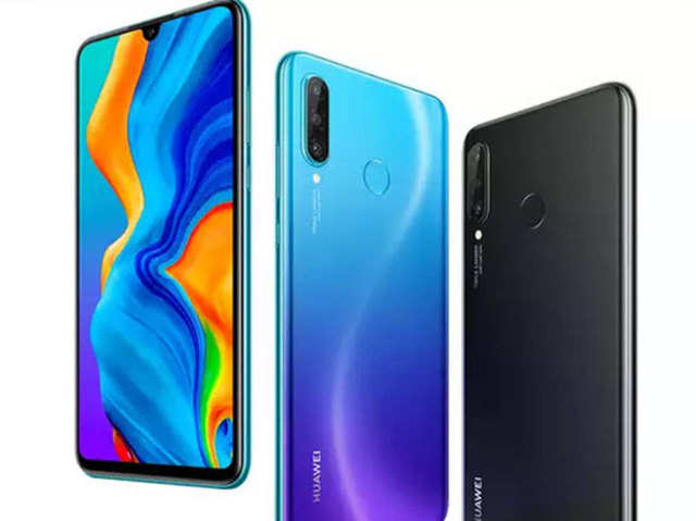 Huawei P30 Lite New Edition with  Google apps launched