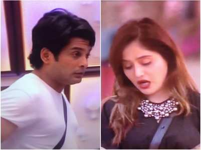 Sid fights with judges Arti-Shefali in a task