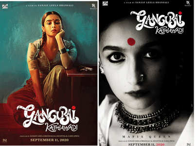Alia's 'Gangubai Kathiawadi' first look out