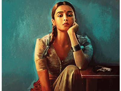 Alia's 'Gangubai' first look reactions