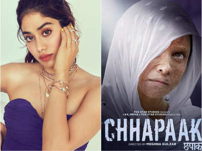 Janhvi is all praise for Deepika's 'Chhapaak'
