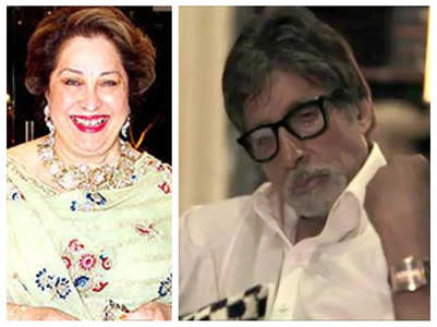 Big B pens a note to mourn Ritu Nanda's loss