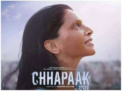 'Chhapaak' box office collection day 5