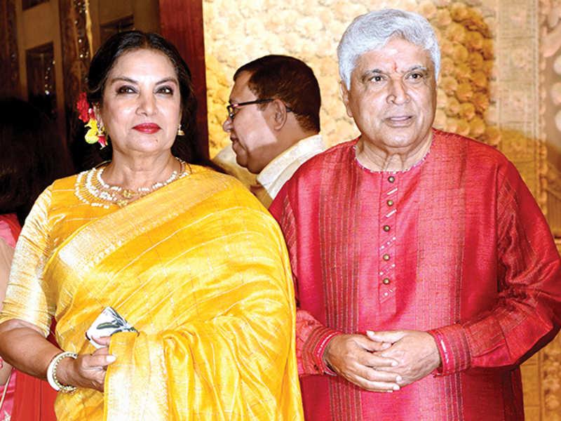 Shabana Azmi and Javed Akhtar (BCCL)