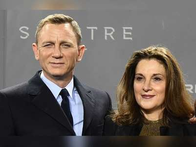 Bond producer says 007 can never be a woman!