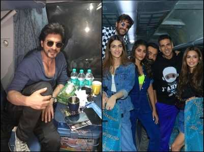 SRK to Akki, stars who used public transport