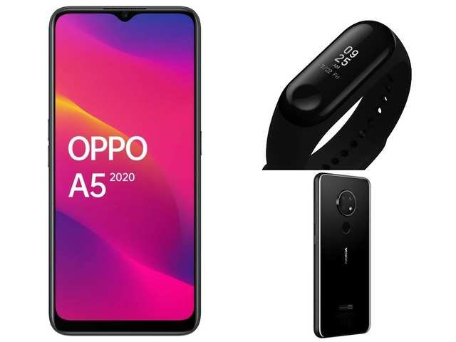 Amazon Deal of the Day: Offers on Vivo U10, Mi Band 3, Nokia 6.2 and other gadgets