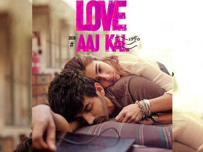 Love Aaj Kal: Sara-Kartik unveil first poster