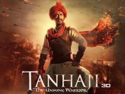 'Tanhaji' BO day 6: Enters the 100 crore club