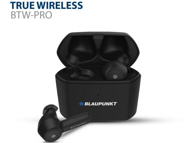 Blaupunkt strengthen its leadership in truly wireless audio technology with BTW Pro