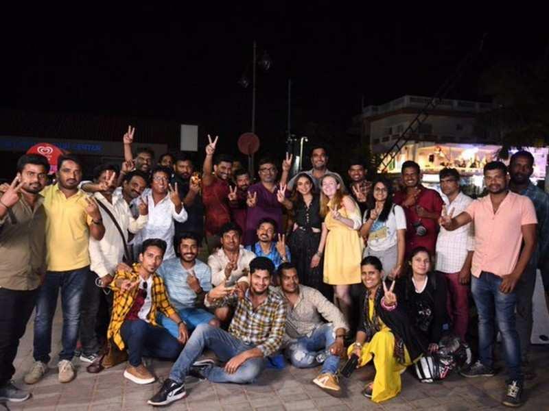 Nani, Sudheer Babu, Nivetha Thomas, Aditi Rao Hydari's 'V' wraps up shoot