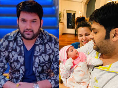 Kapil thanks fans for wishing Anayra