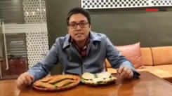 Anupam Roy is enjoying the pithe-puli season
