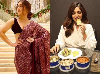 Bhumi Pednekar's plate is every Keto dieter's dream!