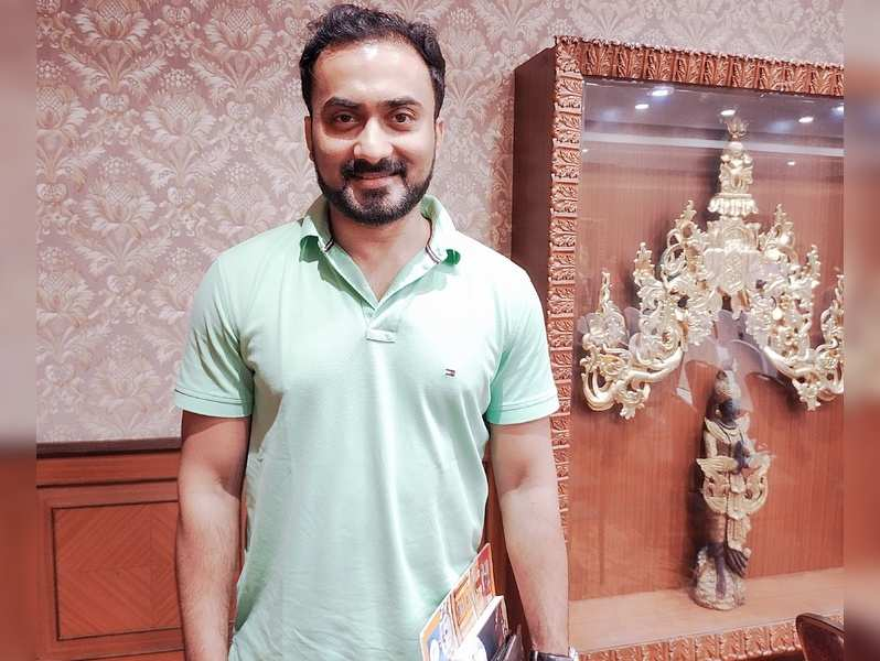 Partha Sarathi started the New Year in a busy note