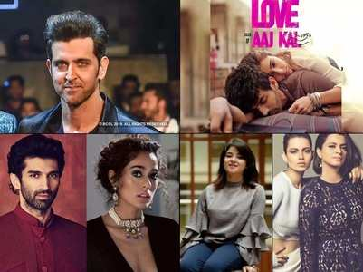 HR quitting Bolly'd, #LoveAajKal poster & more