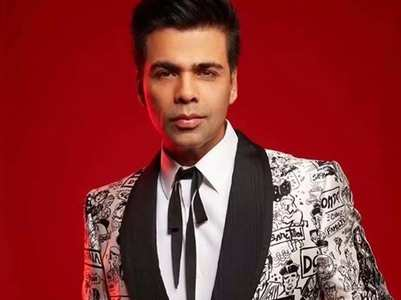 When KJo's son Yash called him 'Karan Joker'