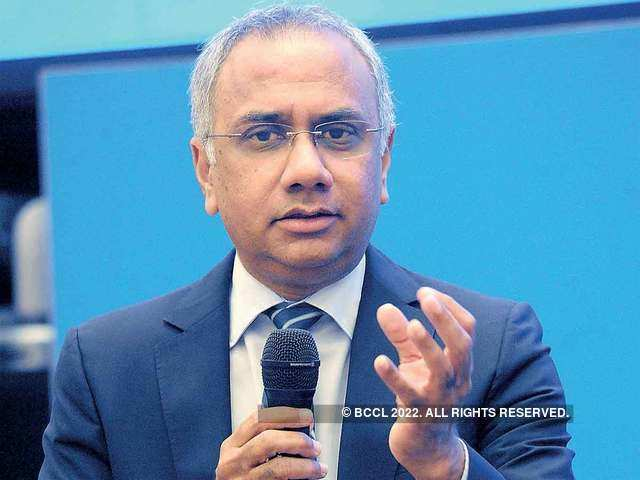 Infosys CEO sees over 50% revenue coming from these services