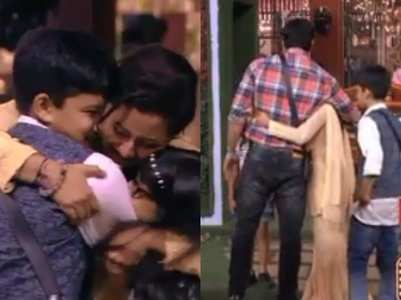 BB: Rashami's nephew makes her hug Sid