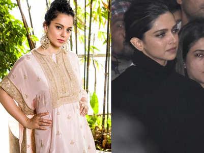 Kangana on Deepika Padukone's JNU visit
