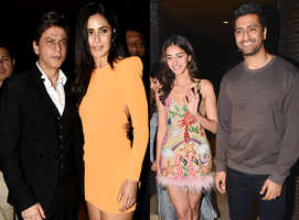 Who wore what at this big Bollywood bash