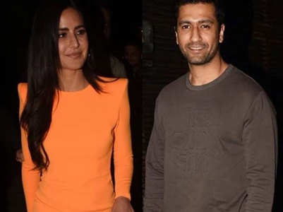 Watch: Vicky cheers for rumoured GF Katrina
