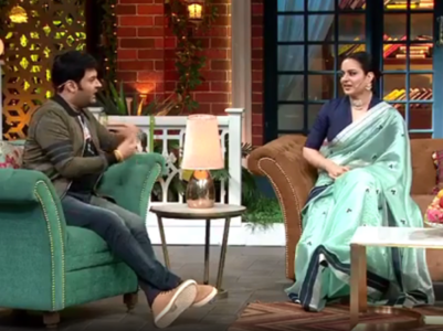 Kapil Sharma reveals he stalks Richa Chadha