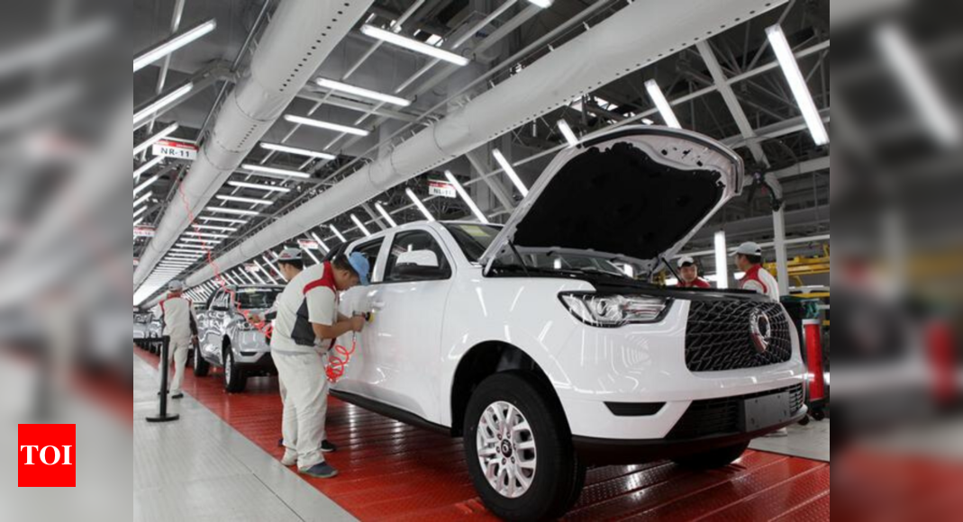 Great Wall Motors to acquire GM's Talegaon plant