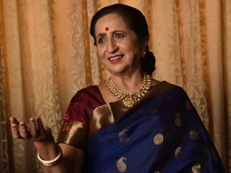 My guru told me, be a gaaja when learning, a raaja on stage: Aruna Sairam