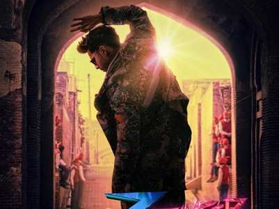 'Street Dancer 3D' new poster unveiled