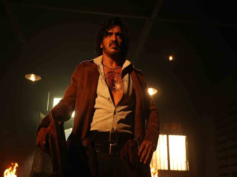 Kabza is one of my most challenging films till date: Upendra