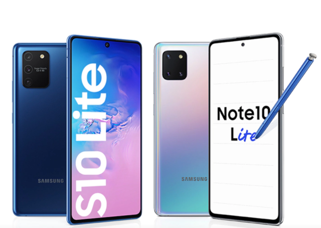 Samsung Galaxy Note 10 Lite, S10 Lite to cost the same in India