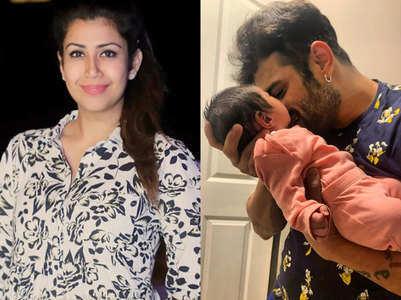 Ankita, Karan's daughter not on Instagram