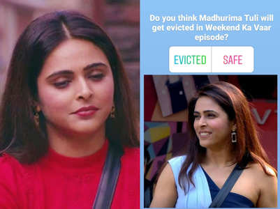 BB13 poll: Madhurima should get evicted?