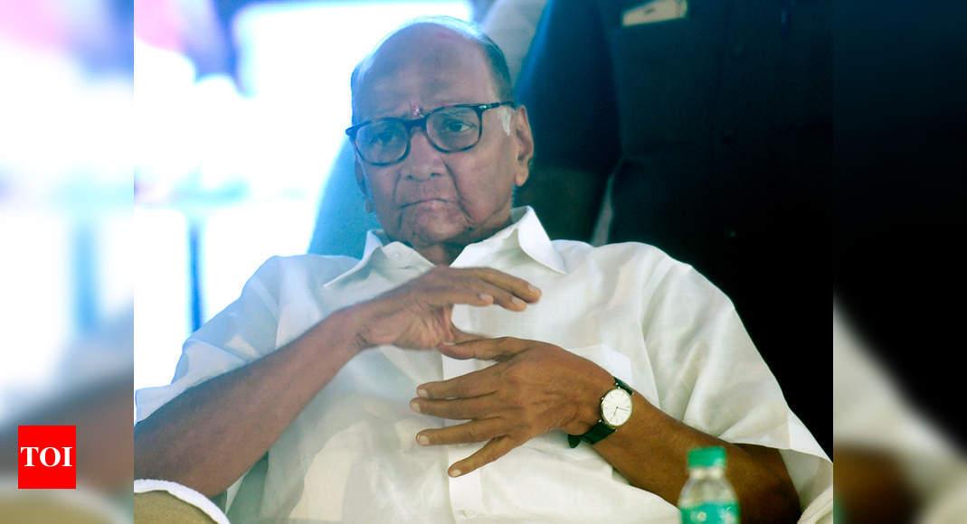 Will meet Piyush Goyal to get onion export ban revoked: Sharad Pawar
