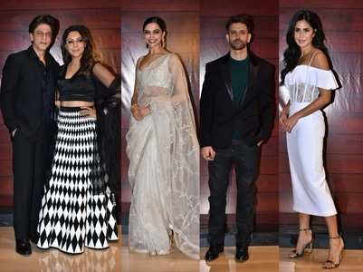 Celebs attend Javed Akhtar's 75th bday bash