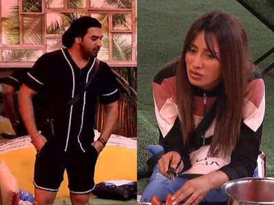 BB13: Mahira fights with Paras for identity