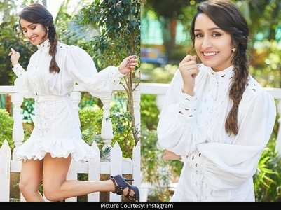 Shraddha's stylist gets called out for copying