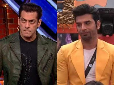 BB13: Salman Khan loses his cool on Paras