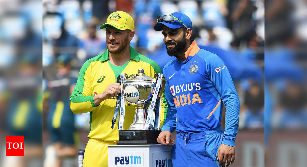 India Vs Australia 3rd Odi 2020 Series At Stake India And Australia Ready For Showdown Cricket News Times Of India
