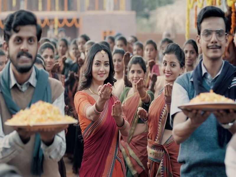 Narayana Narayana debuts on Mirchi charts