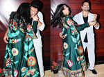 Unmissable candid moments of Farhan Akhtar with step-mom Shabana Azmi from Javed Akhtar's b'day