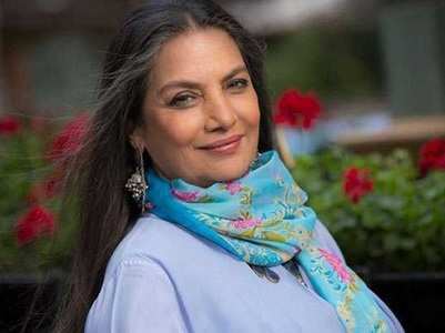Shabana Azmi injured in a road accident