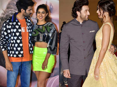 Couples who promoted films post their break-up
