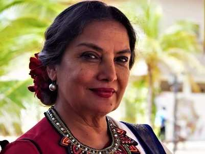 Shabana shifted to Mumbai's Kokilaben hospital