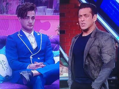 Salman blames Asim for Himanshi's break-up