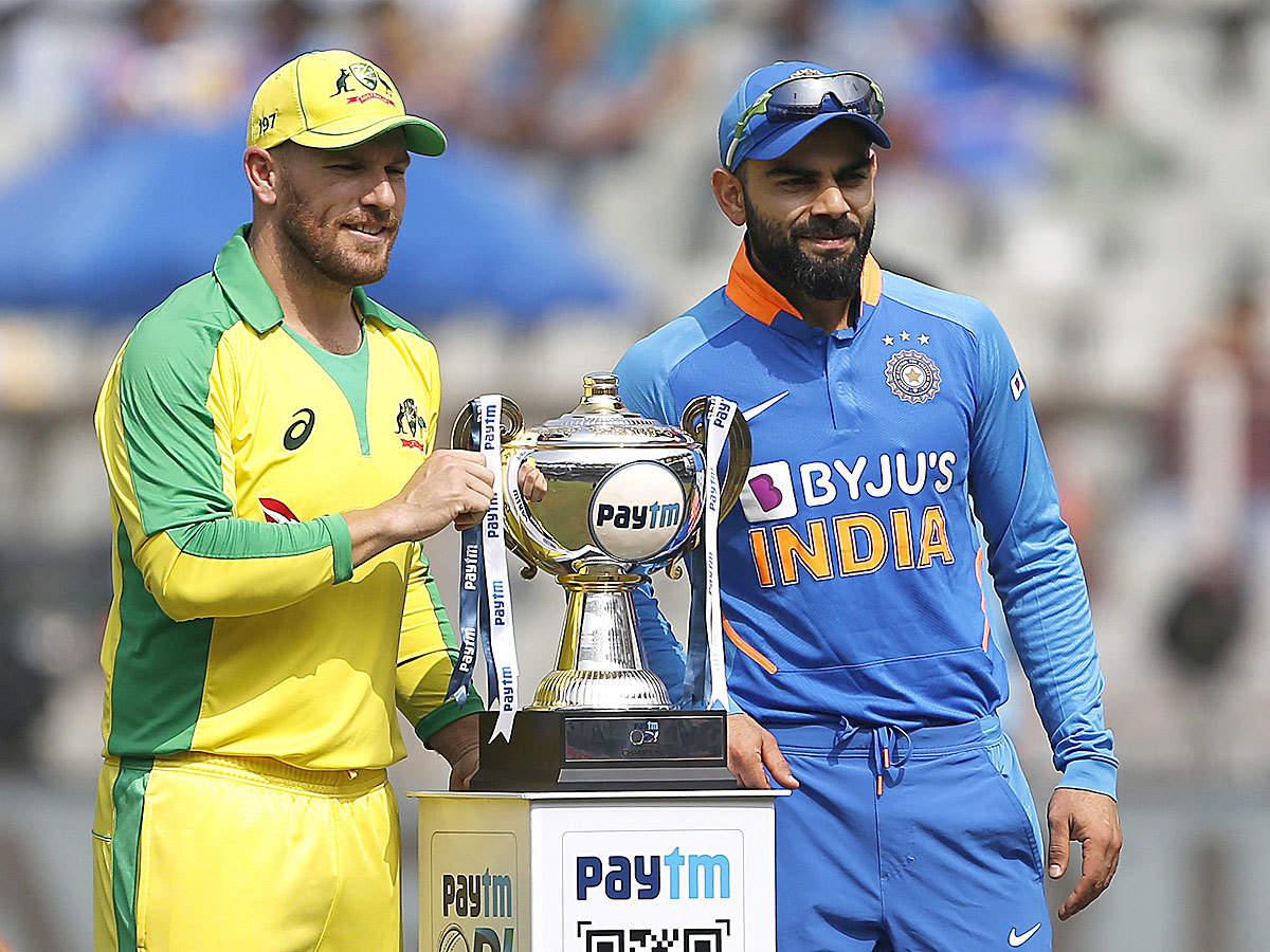 भारत और ऑस्ट्रेलिया के बीच कुछ ऐसा रहा है वनडे रिकॉर्ड, इन खिलाड़ियों के नाम